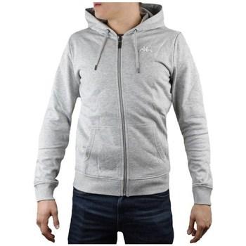 Textil Homem Sweats Kappa Veil Hooded Cinzento