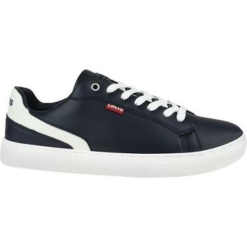 Sapatos Homem Sapatilhas Levi's Vernon TD Preto