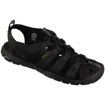 Sapatos Mulher Sapatos de caminhada Keen Clearwater Cnx Preto