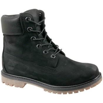 Sapatos Mulher Sapatilhas de cano-alto Timberland 6 IN Premium Boot W Preto