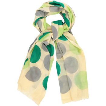 Acessórios Mulher Cachecol Paul Smith Scarf painted spt Amarelo