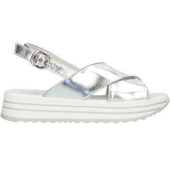 Sapatos Rapariga Sandálias Nero Giardini E031621F Prata