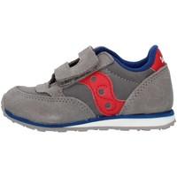 Sapatos Rapaz Sapatilhas Saucony SL259641 Cinza