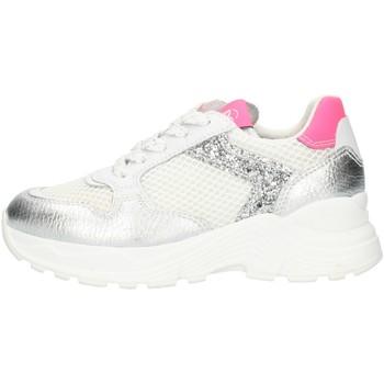 Sapatos Rapariga Sapatilhas Nero Giardini E031422F Prata