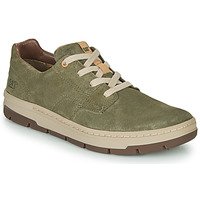 Sapatos Homem Sapatilhas Caterpillar RIALTO NUBUCK Verde
