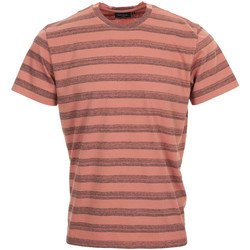 Textil Homem T-Shirt mangas curtas Paul Smith Tee Shirt Regular Fit Rosa