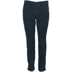 Textil Mulher Chinos Paul Smith Jeans Tapered Azul