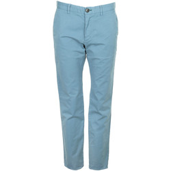 Textil Homem Chinos Paul Smith Pantalons Chino Slim fit Azul