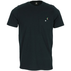Textil Homem T-Shirt mangas curtas Paul Smith Tee Shirt Manches Courtes Poche Preto