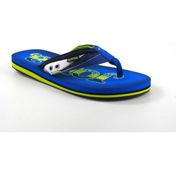 Sapatos Rapaz Chinelos Joma TRENTO 2004 Azul