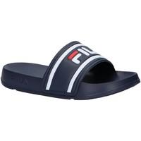Sapatos Criança chinelos Fila 1010934 29Y MORRO JR Azul