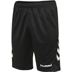 Textil Criança Shorts / Bermudas Hummel Short enfant  Promo noir