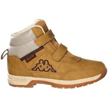 Sapatos Criança Botas baixas Kappa Bright Mid K Cor bege
