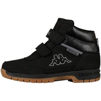 Sapatos Criança Botas baixas Kappa Bright Mid K Preto