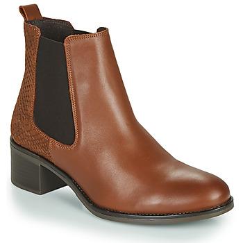 Sapatos Mulher Botins Betty London HASNI Ferrugem