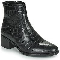 Sapatos Mulher Botins Betty London NOUME Preto