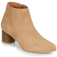 Sapatos Mulher Botins Betty London NILOVE Bege