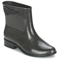 Sapatos Mulher Botas baixas Mel GOJI BERRY II Preto / Brilhante
