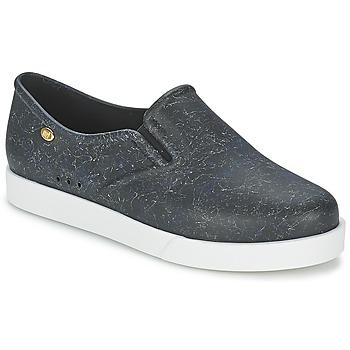 Sapatos Mulher Slip on Mel KICK Preto