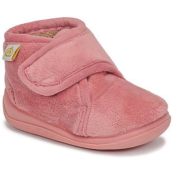 Sapatos Rapariga Chinelos Citrouille et Compagnie HALI Rosa
