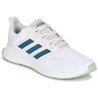 Sapatos Sapatilhas adidas Performance RUNFALCON Branco