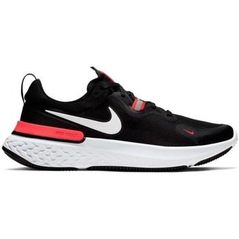 Sapatos Homem Sapatilhas de corrida Nike React Miler Preto