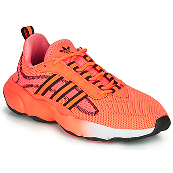 Sapatos Mulher Sapatilhas adidas Originals HAIWEE J Laranja / Preto