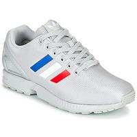 Sapatos Sapatilhas adidas Originals ZX FLUX Cinza
