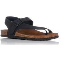 Sapatos Mulher Sandálias Interbios 7162 Preto