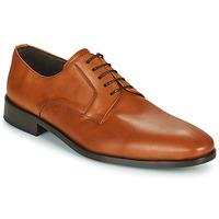 Sapatos Homem Sapatos So Size MANUELA Castanho