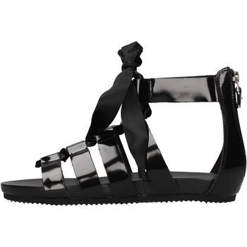 Sapatos Mulher Sapatos aquáticos Cult - Sandalo nero CLE104389 NERO