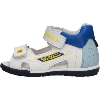 Sapatos Rapaz Sapatos aquáticos Balducci - Sandalo bco/avion CITA3604 BIANCO