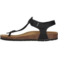 Sapatos Mulher Sandálias Gold Star - Infradito nero 1831 NERO