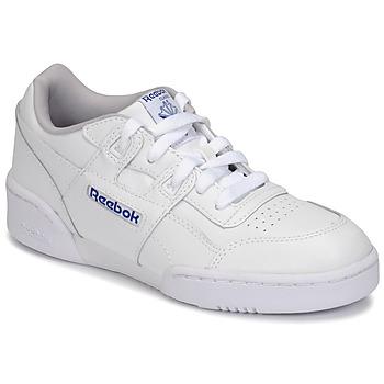 Sapatos Criança Sapatilhas Reebok Classic WORKOUT PLUS Branco