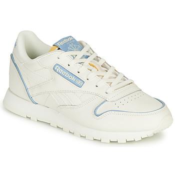 Sapatos Sapatilhas Reebok Classic CL LTHR Branco