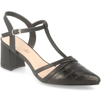 Sapatos Mulher Sandálias Prisska Y5677 Negro