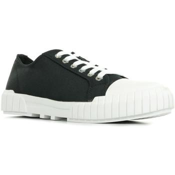 Sapatos Homem Sapatilhas Calvin Klein Jeans Beato Nylon Preto