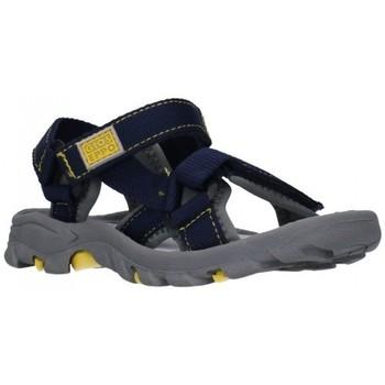 Sapatos Rapaz Sandálias Gioseppo 59029 DUVAL Niño Gris gris