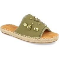 Sapatos Mulher Sandálias Milaya 2R39 Verde