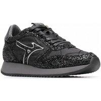 Sapatos Mulher Sapatilhas Mizuno D1GE181409 ETAMIN 2 Preto