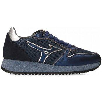 Sapatos Mulher Sapatilhas Mizuno D1GE181527 ETAMIN 2 Azul