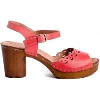 Sapatos Mulher Sandálias Zap-In 9182771 Vermelho