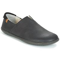 Sapatos Slip on El Naturalista EL VIAJERO Preto