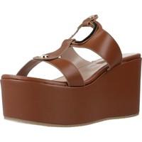 Sapatos Mulher Sandálias Albano 4235 Marron