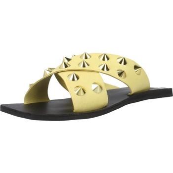 Sapatos Mulher Chinelos Inuovo 478003I Amarelo