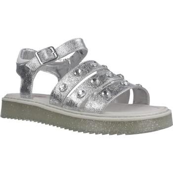 Sapatos Rapariga Sandálias Asso AG6703 Silver