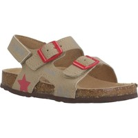 Sapatos Rapaz Sandálias Asso AG7757 Marron