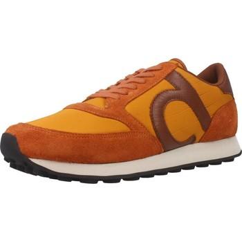 Sapatos Homem Sapatilhas Duuo D100011 Marron