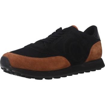 Sapatos Homem Sapatilhas Duuo D100014 Preto