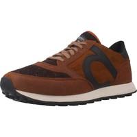 Sapatos Homem Sapatilhas Duuo D100015 Marron